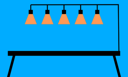 Lampy szynowe