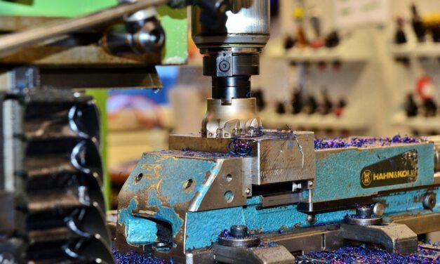 Metody frezowania metali